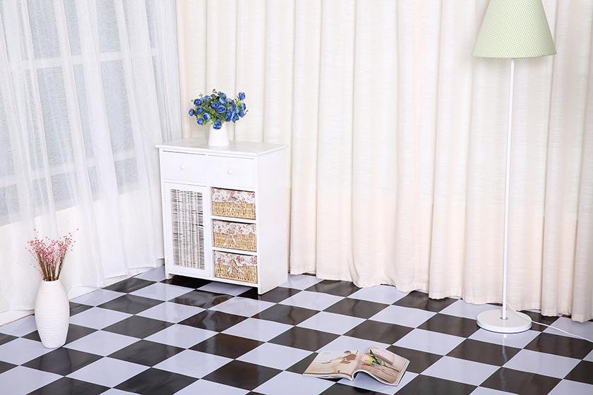 Non-woven Back PVC Flooring