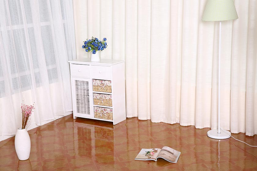 Felt-back PVC Flooring